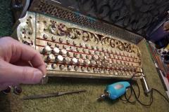Restauration du clavier