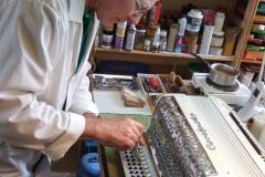 Réparation d'un clavier