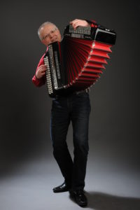 Joël accordéoniste